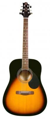 Samick GD-100S/VS - gitara akustyczna-4232