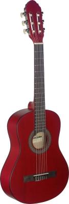 Stagg C410M RED - gitara klasyczna 1/2-6375