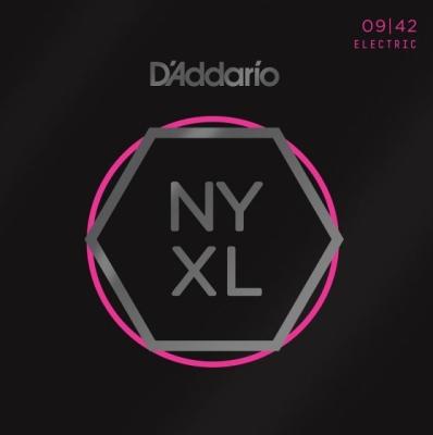 D'Addario NYXL 09-42 - struny do gitary elektrycznej