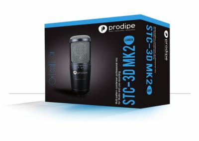 Prodipe STC-3D MK2 - pojemnościowy mikrofon studyjny