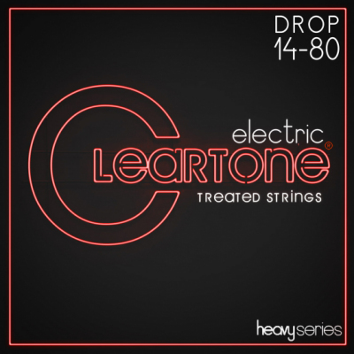 Cleartone struny do gitary elektrycznej MONSTER HEAVY 14-80