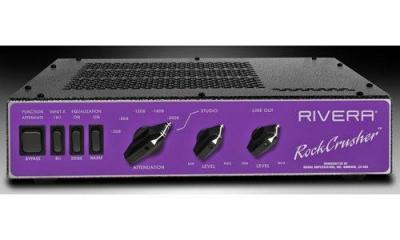 Rivera RockCrusher - tłumik mocy-6192