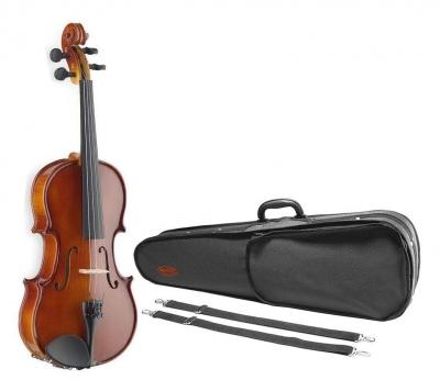 Stagg VN 4/4 L - skrzypce z futerałem (soft-case)-4640