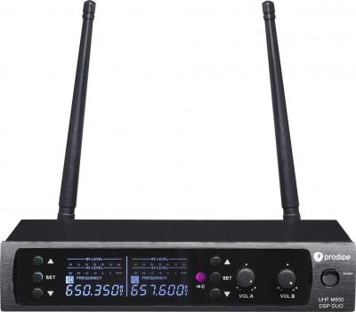 Prodipe M850 DSP DUO UHF - zestaw bezprzewodowy-12915