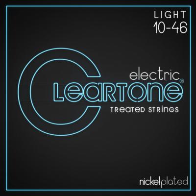 Cleartone struny do gitary elektrycznej 10-46