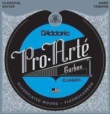 D'addario EJ46FF Struny do gitary klasycznej