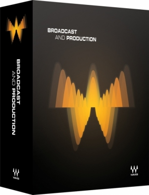 Waves Broadcast and Production Bundle