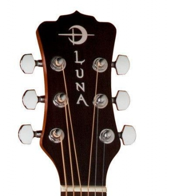 Luna Safari Peace - gitara akustyczna 3/4-2693