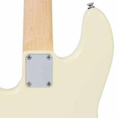 Vintage Gitara basowa VJ74MVW VINTAGE WHITE