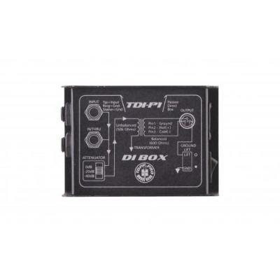Topp Pro TP TDIP1 - DI-Box pasywny-13552