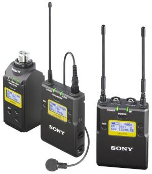 SONY UWP-D16/K33 - System bezprzewodowy UHF Hybrid