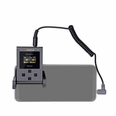 Comica BoomX-U U1 - bezprzewodowy system mikrofonowy do kamery, aparatu, smartfona