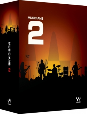 Waves Musicians 2 Bundle