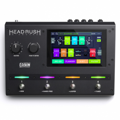 HEADRUSH GIGBOARD procesor gitarowy