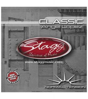 Stagg CL NT AL - struny do gitary klasycznej-176