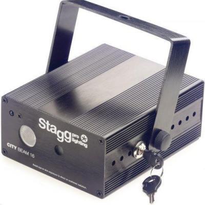 Stagg SLR CITY 9-2 BK GALAXY APERTURE - laser-2559