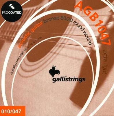 Galli AGB 1047 -  struny do gitary akustycznej-2056