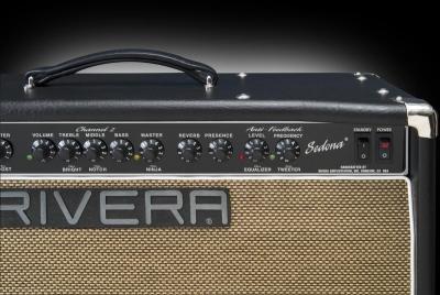 Rivera Sedona Lite 25 - lampowe combo gitarowe 25 Watt-13018