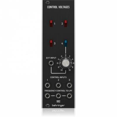Behringer 992 CONTROL VOLTAGES moduł syntezatora modularnego