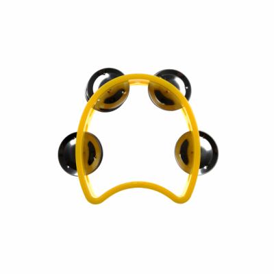 KERA AUDIO TW-4 żółty - tamburyn żółty