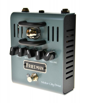 Friedman Motor City Drive - lampowy efekt gitarowy-13217