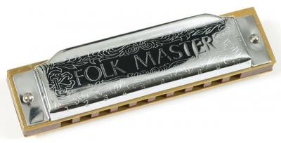 Suzuki Folkmaster Harmonijka tonacja G