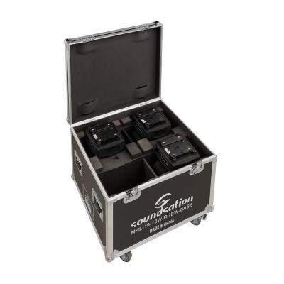 Soundsation MHL-19-12W-RGBW SET - zestaw 4 ruchome głowy LED-12174