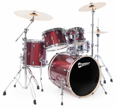 PREMIER APK M ROCK 22 (RSW) zestaw perkusyjny
