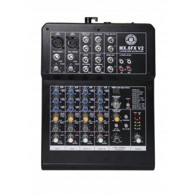 Topp Pro TP MX6FXV2 - mikser analogowy-13593