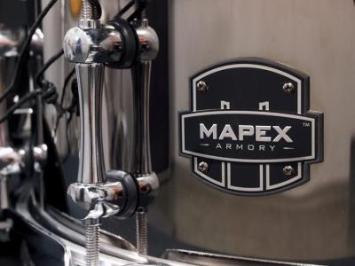 MAPEX ARST4551CEB Werbel Tomahawk 14x5,5