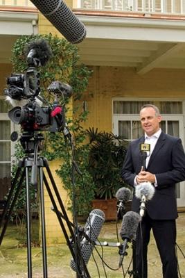 RODE REPORTER - Mikrofon Reporterski z nakładką