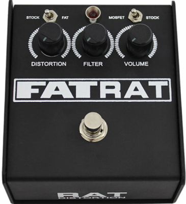 ProCo Fat RAT footswitch