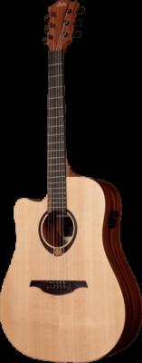 LAG T 70 DCE LH - gitara elektroakustyczna - leworęczna