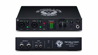 Black Lion Revolution 2×2 – Interfejs Audio USB