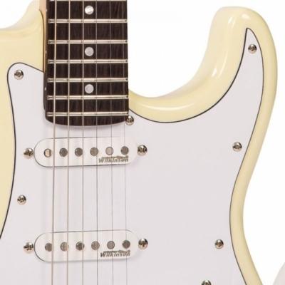 Vintage V6VW Gitara elektryczna  Vintage White