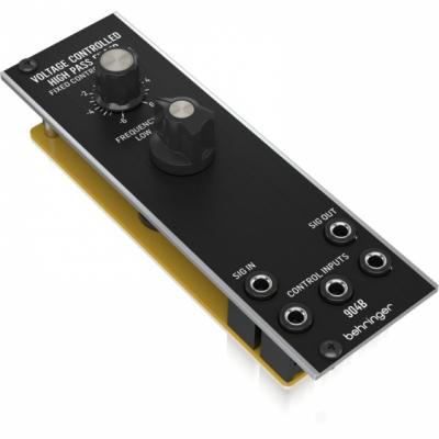 Behringer 904B VOLTAGE CONTROLLED HIGH PASS FILTER moduł syntezatatora modularnego