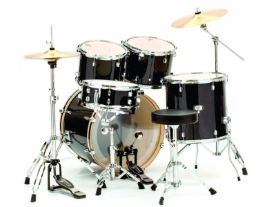 Tamburo T5S16BSSK - akustyczny zestaw perkusyjny