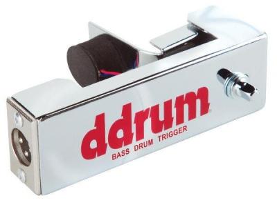 Ddrum Chrome Elite Bass Drum Trigger - trigger do basu-3849