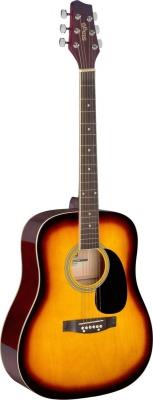 Stagg SA20D SNB  - gitara akustyczna-13501