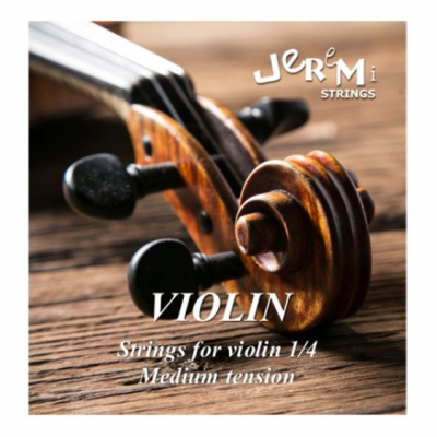 JEREMI Violin Strings 1/4 - Struny do Skrzypiec