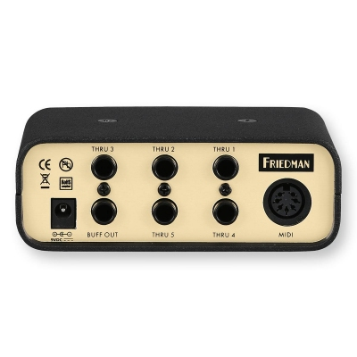 Friedman Tour Pro 1525 Platinium - zestaw pedalboard-13224