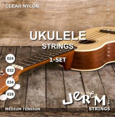Jeremi Struny do ukulele