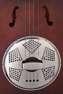 James Neligan Cask-Puncheon - gitara rezofoniczna, cigarbox-13498