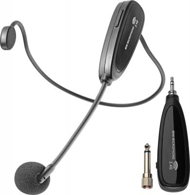 Stagg SUW 10H - nagłowny system bezprzewodowy-12186
