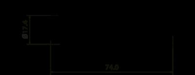 ROXTONE RPCI001 - Wtyk zasilania