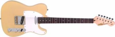 Vintage V62AB Ach Blonde - gitara elektryczna