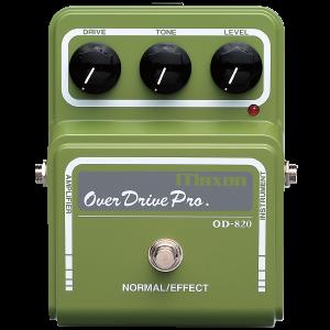 Maxon OD820 Overdrive Pro efekt gitarowy