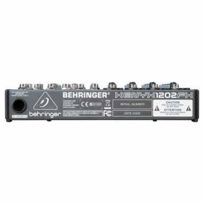 Behringer 1202FX - mikser z preampami XENYX