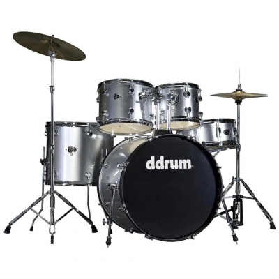 Ddrum D2 BS - akustyczny zestaw perkusyjny-502