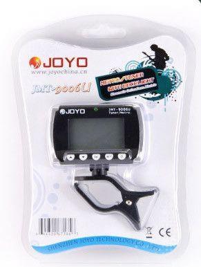 Joyo JMT-9006U - metrotuner do gitary, basu i ukulele-2865